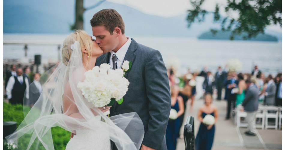 Missy & RJ | Married | The Sagamore Resort on Lake George, Bolton Landing, NY