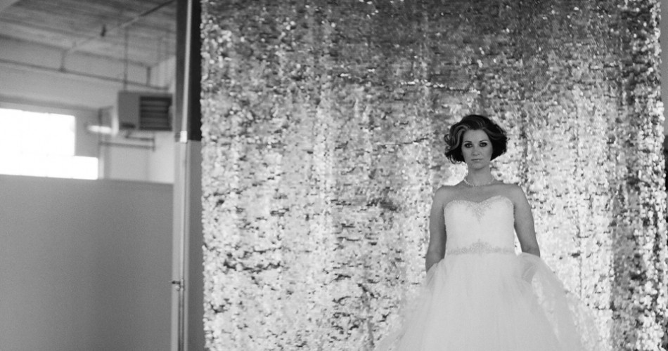 Behind-the-Scenes of Last Week's Styled Bridal Shoot: Rolleiflex Edition