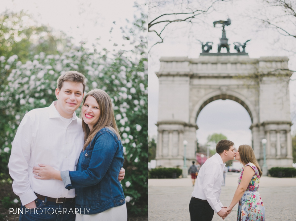 PJN Photography Alyson & Scott Engagement Session Prospect Park Brooklyn NY-19