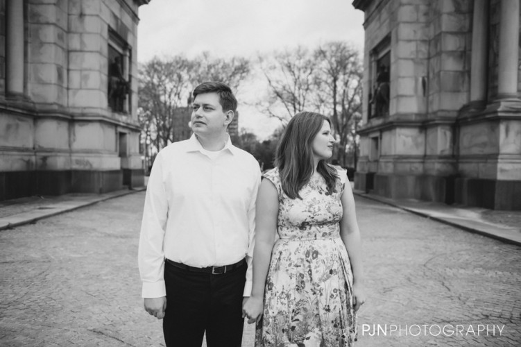 Alyson & Scott | Engagement Session | Prospect Park, Brooklyn, NY