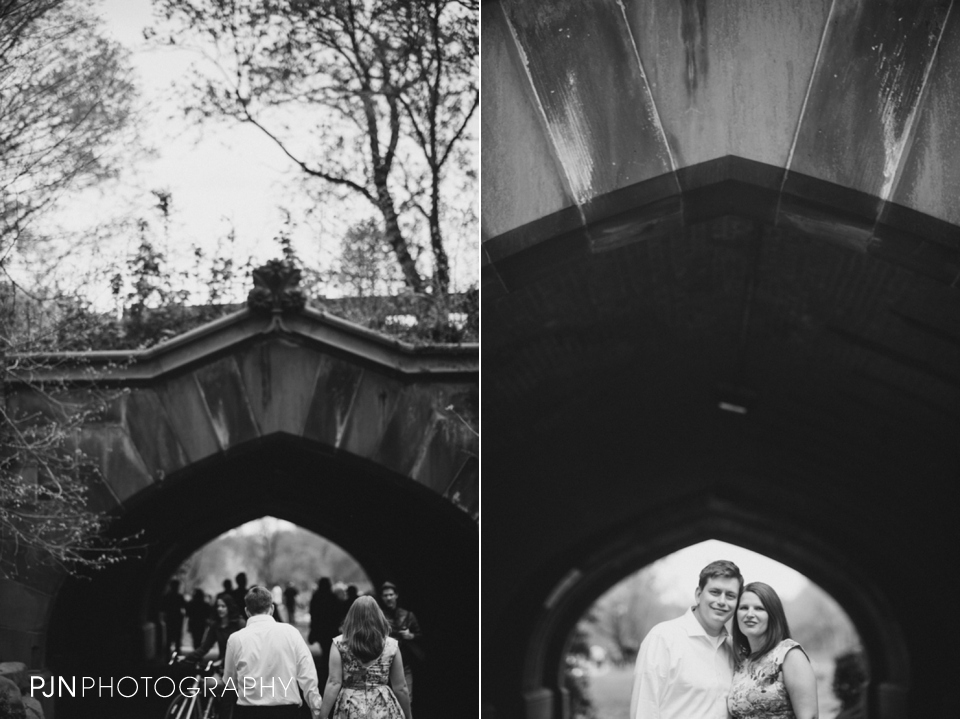 PJN Photography Alyson & Scott Engagement Session Prospect Park Brooklyn NY-6