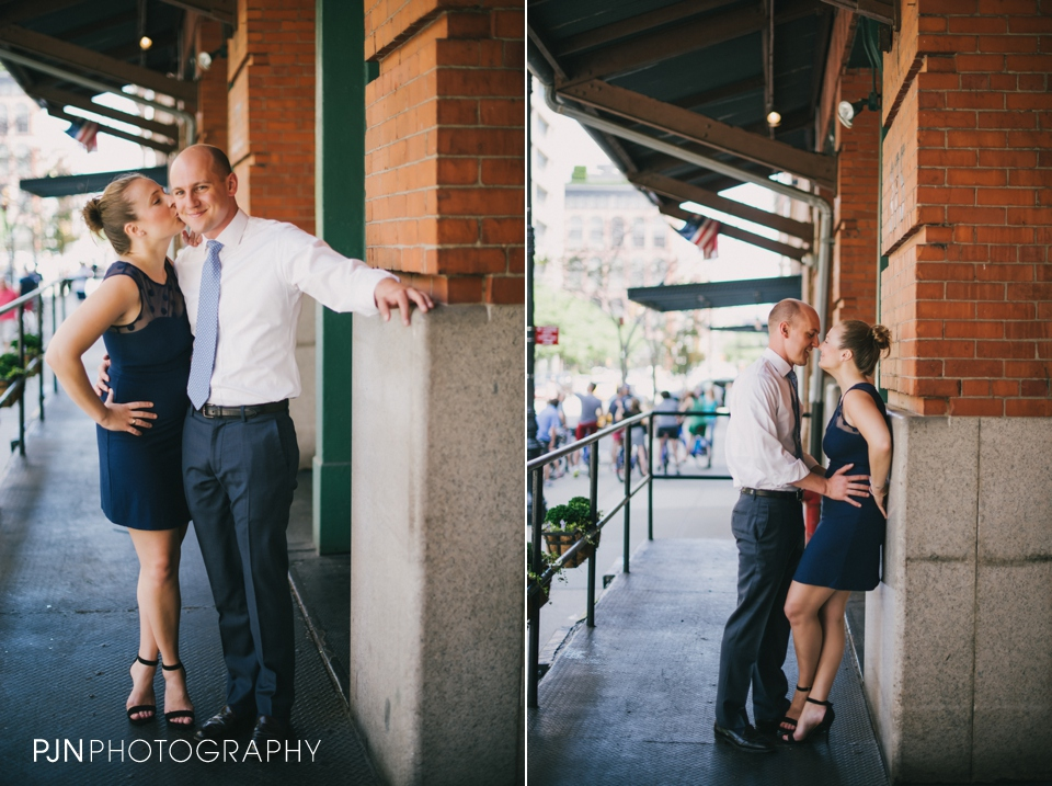 PJN Photography Kate & Matt Engagement Session Manhattan NY-39