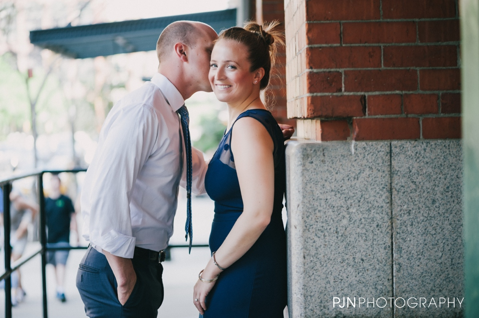 PJN Photography Kate & Matt Engagement Session Manhattan NY-46