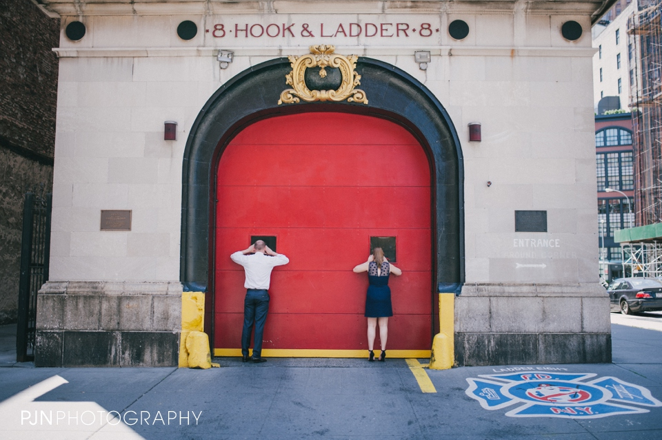 PJN Photography Kate & Matt Engagement Session Manhattan NY-59