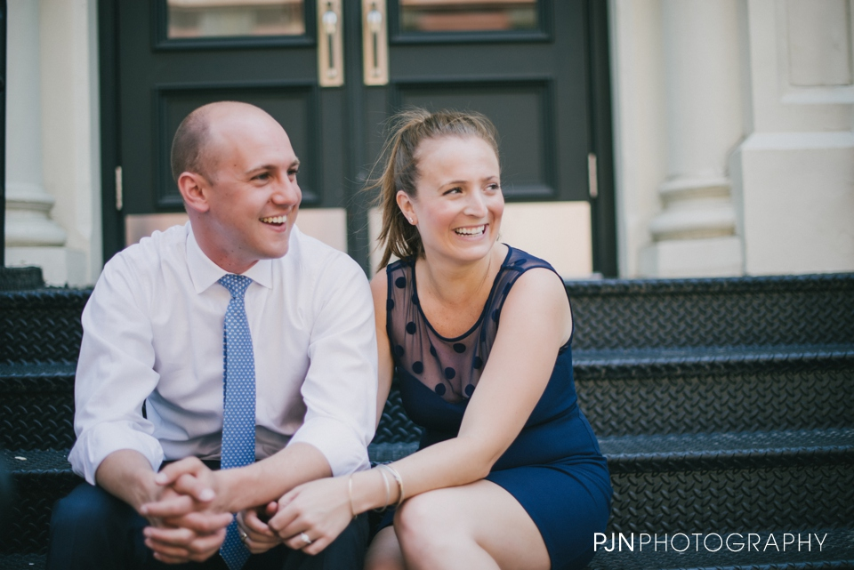 PJN Photography Kate & Matt Engagement Session Manhattan NY-64