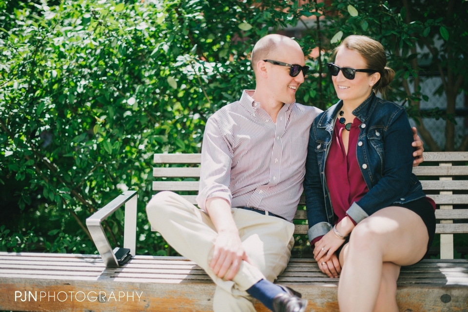 PJN Photography Kate & Matt Engagement Session Manhattan New York City-13
