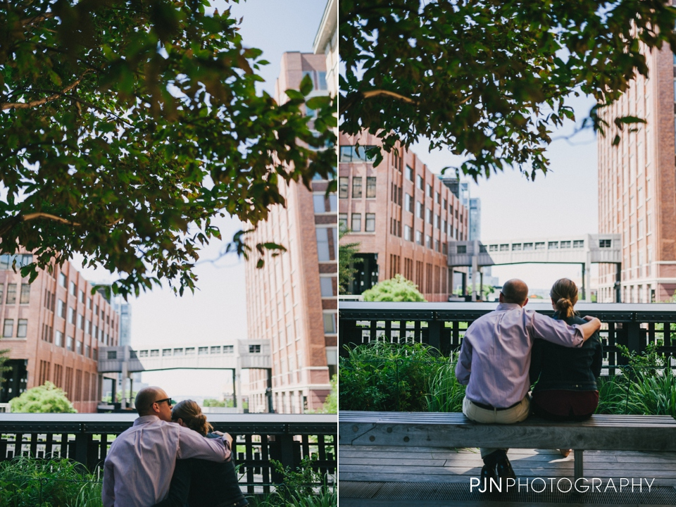 PJN Photography Kate & Matt Engagement Session Manhattan New York City-15