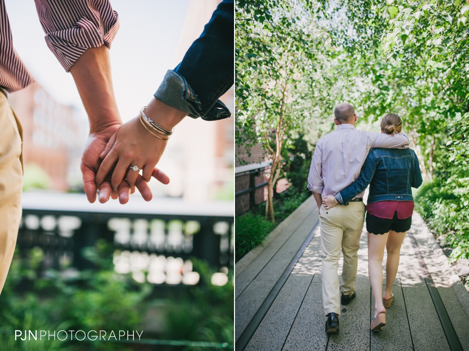 PJN Photography Kate & Matt Engagement Session Manhattan New York City-18