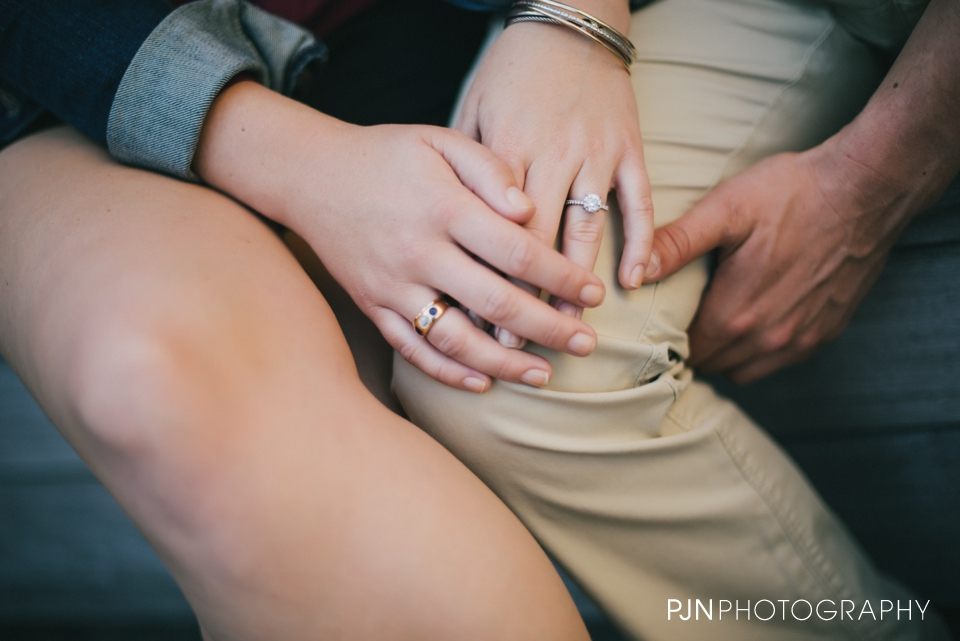 PJN Photography Kate & Matt Engagement Session Manhattan New York City-23
