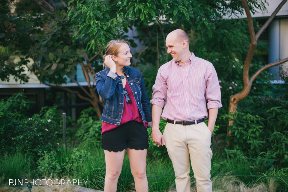 PJN Photography Kate & Matt Engagement Session Manhattan New York City-25