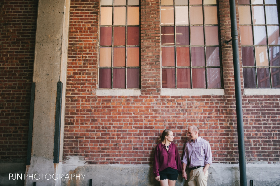 PJN Photography Kate & Matt Engagement Session Manhattan New York City-29