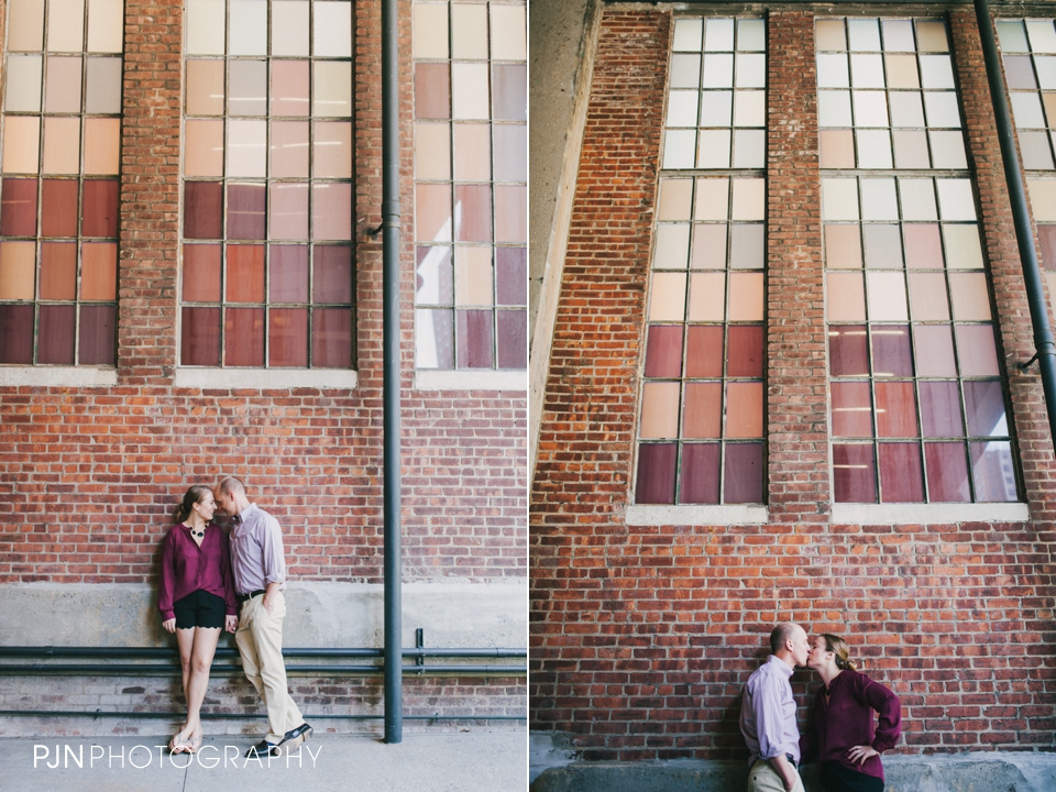 PJN Photography Kate & Matt Engagement Session Manhattan New York City-30