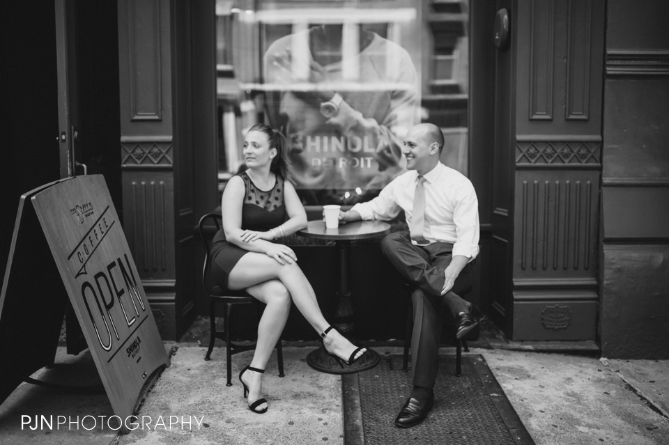 PJN Photography Kate & Matt Engagement Session Manhattan New York City-50