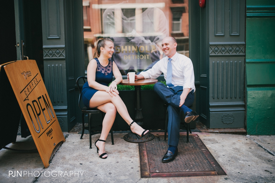 PJN Photography Kate & Matt Engagement Session Manhattan New York City-52