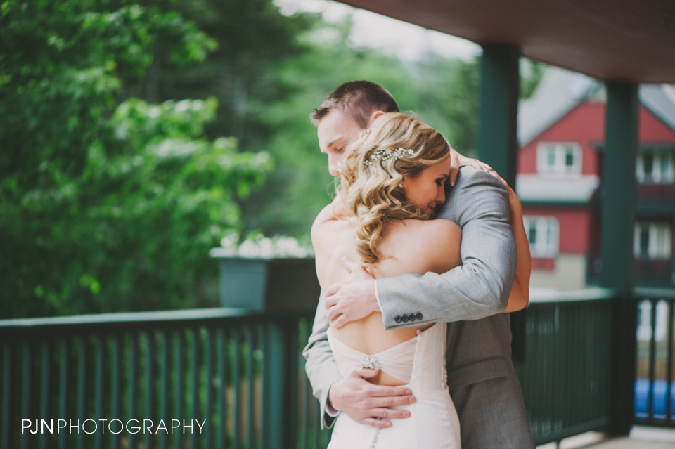 PJN Photography Laura & Chip Mount Snow Wedding West Dover Vermont-26