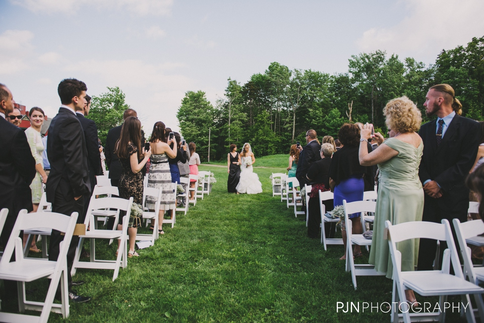 PJN Photography Laura & Chip Mount Snow Wedding West Dover Vermont-31