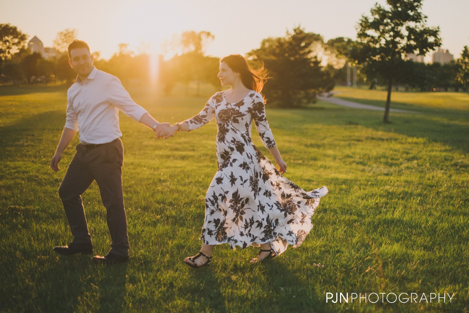 PJN Photography Victoria & Adam Engagement Liberty State Park New Jersey-29