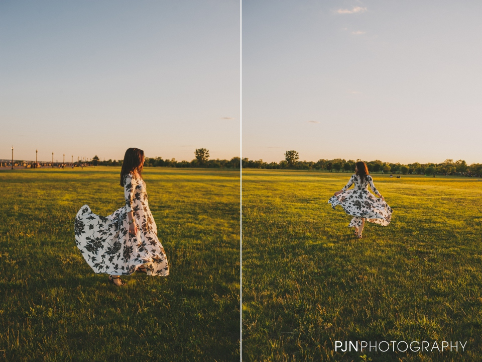 PJN Photography Victoria & Adam Engagement Liberty State Park New Jersey-35