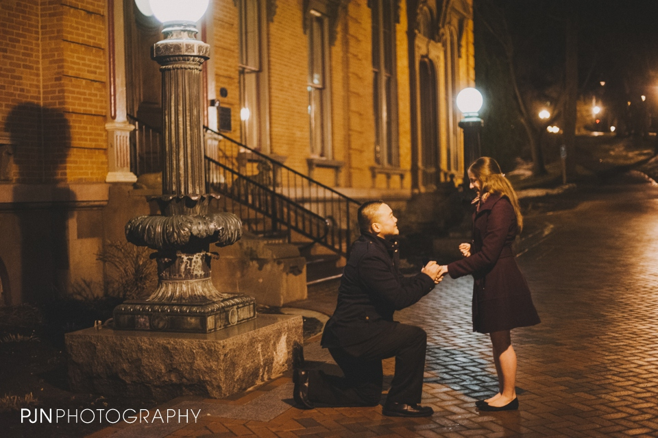 PJN Photography Meghan & Nick Proposal Canfield Saratoga-10