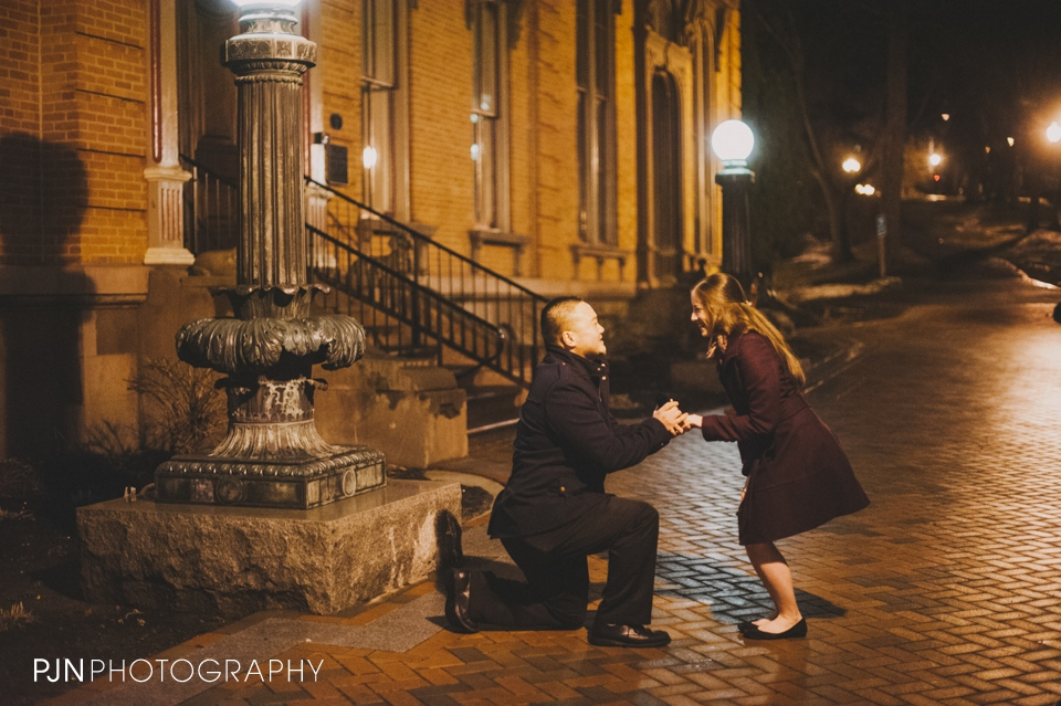 PJN Photography Meghan & Nick Proposal Canfield Saratoga-11