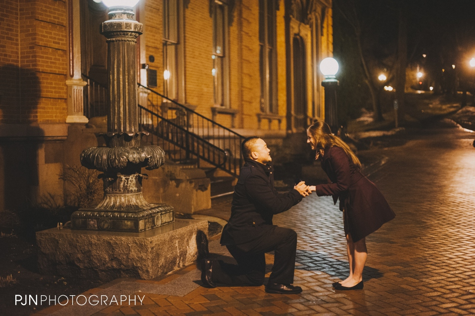 PJN Photography Meghan & Nick Proposal Canfield Saratoga-12