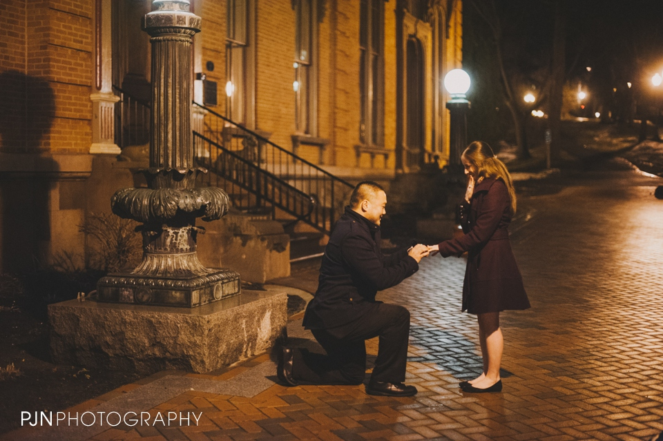 PJN Photography Meghan & Nick Proposal Canfield Saratoga-13