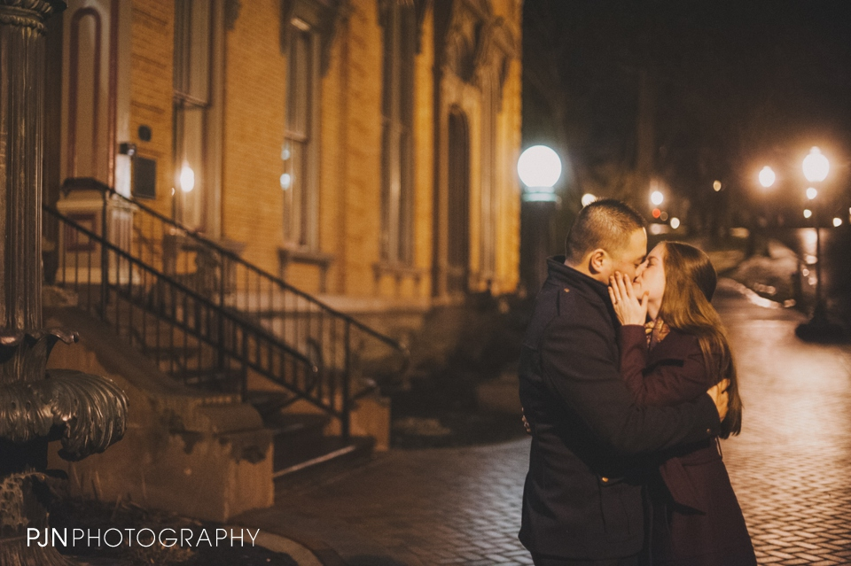 PJN Photography Meghan & Nick Proposal Canfield Saratoga-5