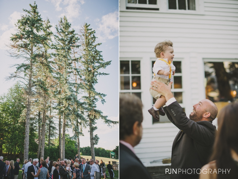 PJN Photography Top of the World Wedding Reception Lake George New York-17