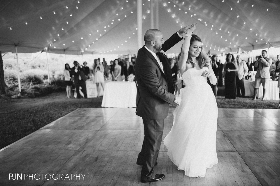 PJN Photography Top of the World Wedding Reception Lake George New York-32
