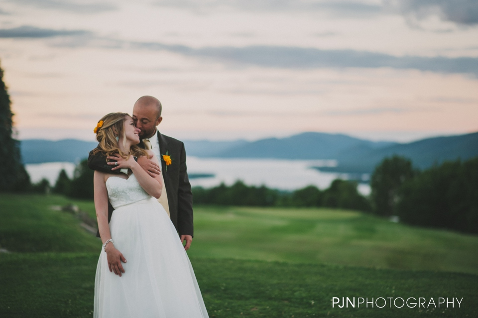 PJN Photography Top of the World Wedding Reception Lake George New York-42