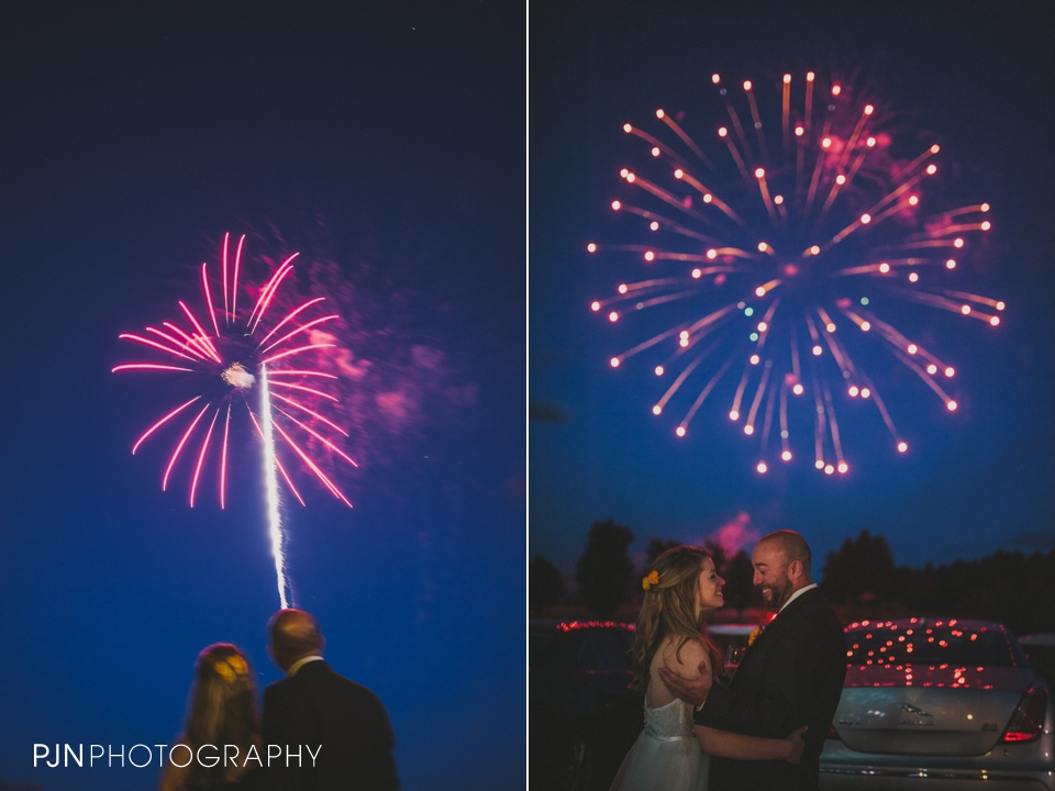 PJN Photography Top of the World Wedding Reception Lake George New York-52