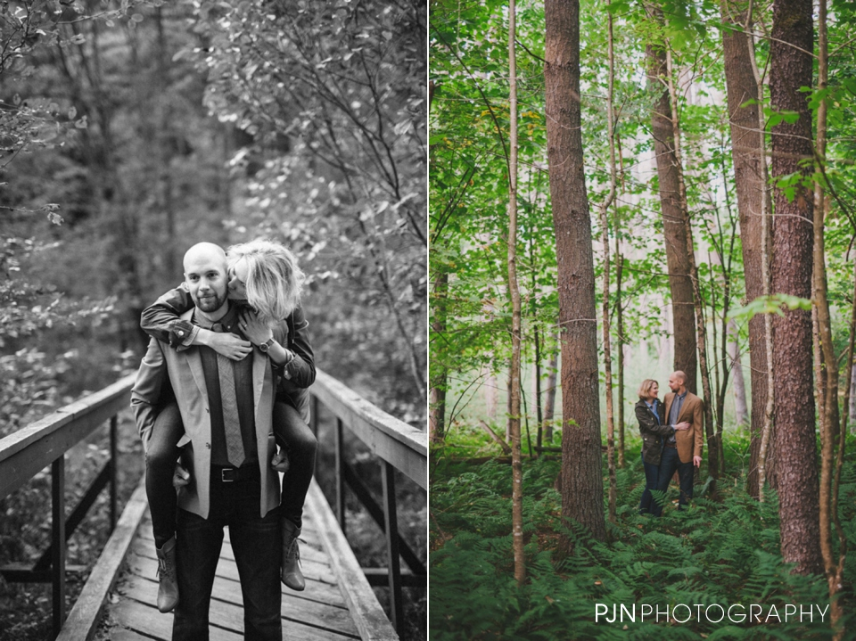PJN Photography Christina & Jason's Engagement Session, Bolton Landing NY-11