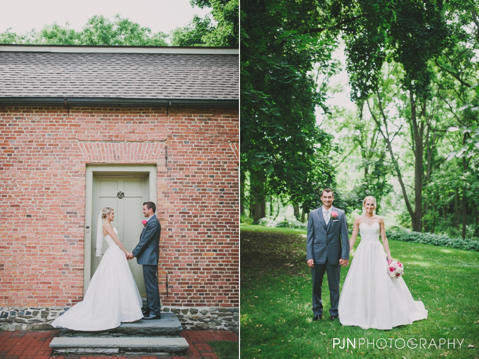 PJN Photography Sara and Ryan Wedding Pat's Barn Troy, NY-22