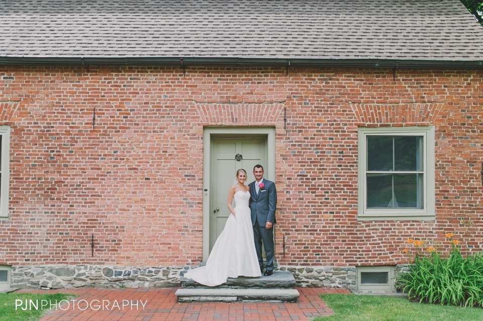 PJN Photography Sara and Ryan Wedding Pat's Barn Troy, NY-25