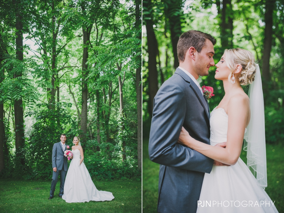 PJN Photography Sara and Ryan Wedding Pat's Barn Troy, NY-32