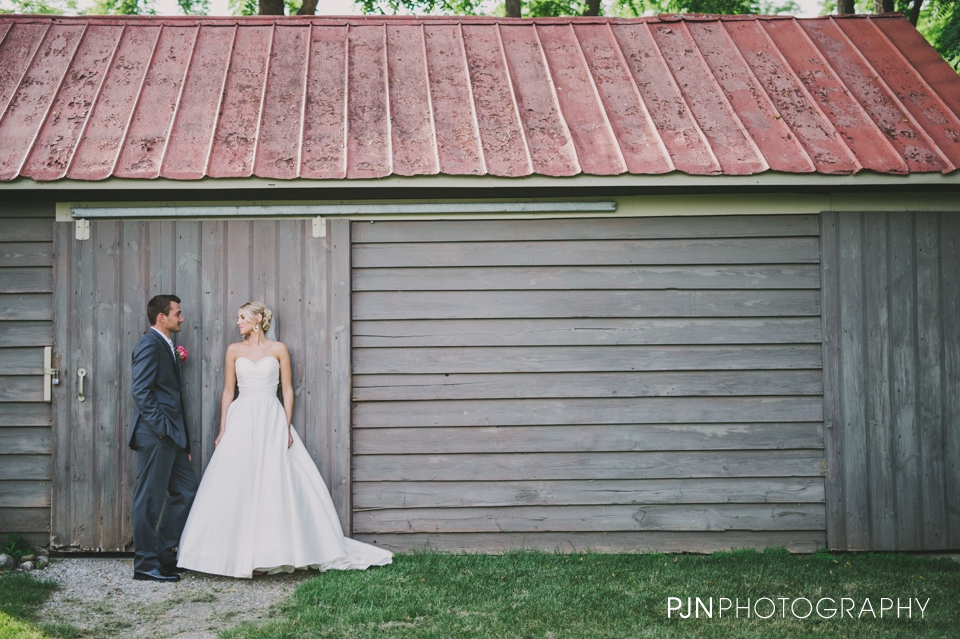 PJN Photography Sara and Ryan Wedding Pat's Barn Troy, NY-54