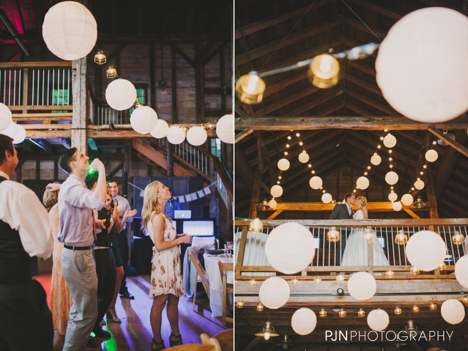 PJN Photography Sara and Ryan Wedding Pat's Barn Troy, NY-67