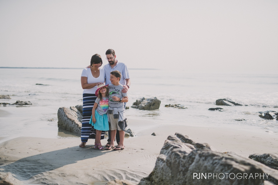 PJN Photography Stevens Family Wells Beach Maine-11