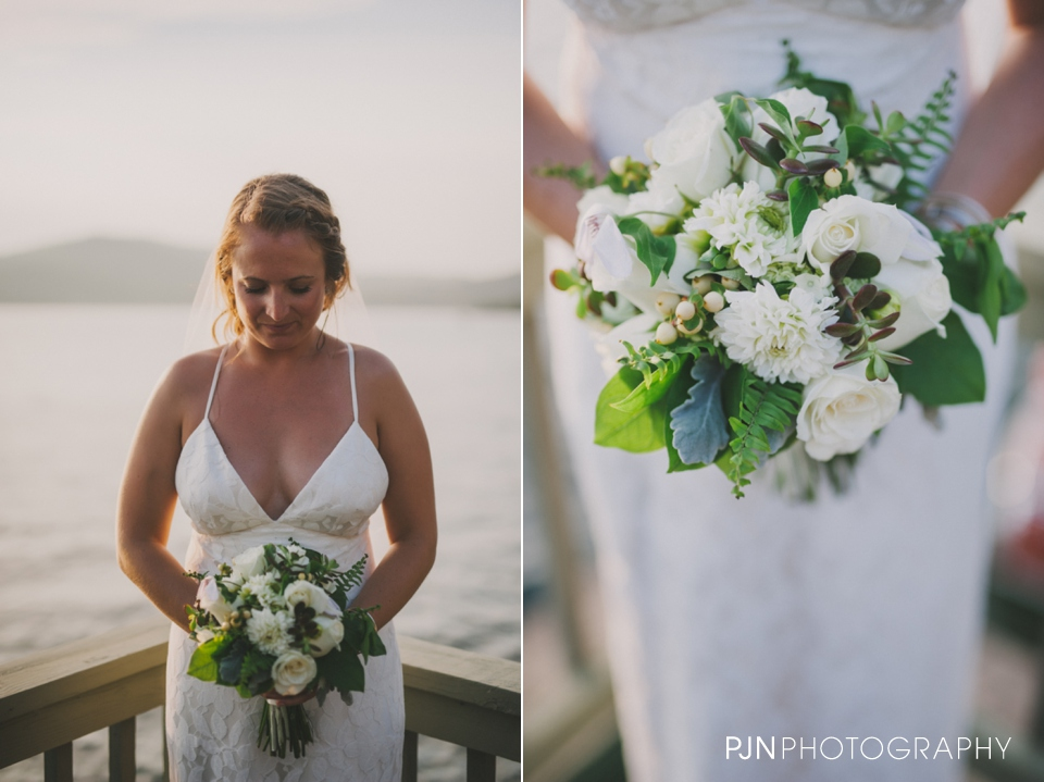 PJN Photography Katie & Matt's Wedding Lake George Assembly Point New York-133