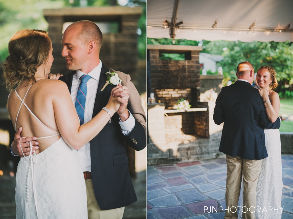 PJN Photography Katie & Matt's Wedding Lake George Assembly Point New York-140