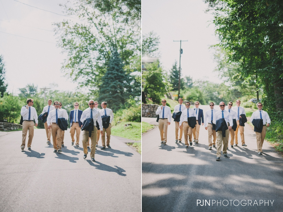 PJN Photography Katie & Matt's Wedding Lake George Assembly Point New York-20
