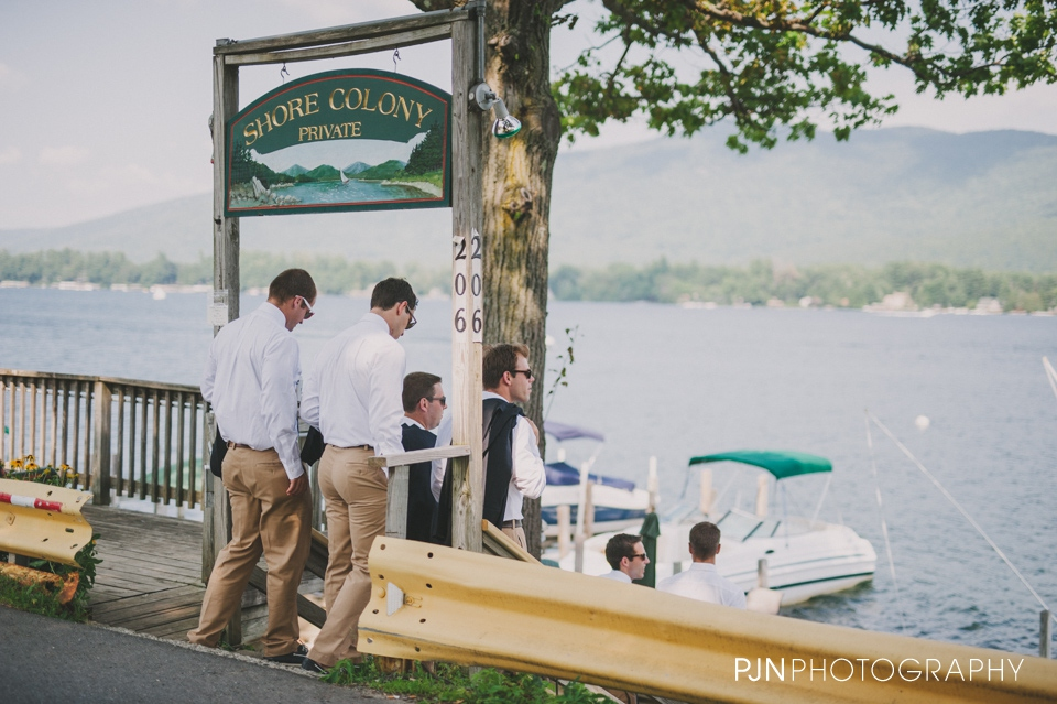 PJN Photography Katie & Matt's Wedding Lake George Assembly Point New York-22