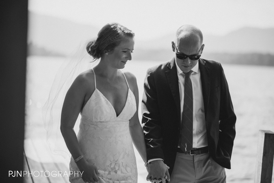 PJN Photography Katie & Matt's Wedding Lake George Assembly Point New York-47