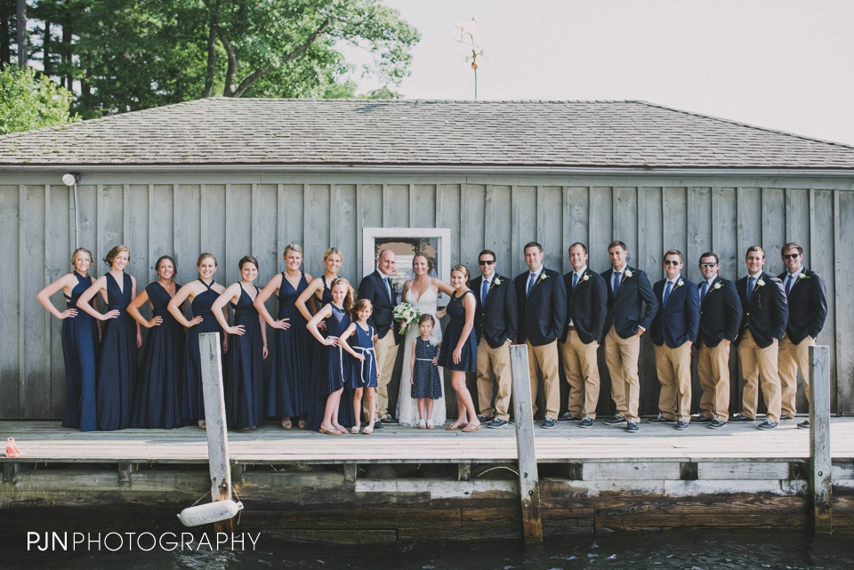 PJN Photography Katie & Matt's Wedding Lake George Assembly Point New York-50