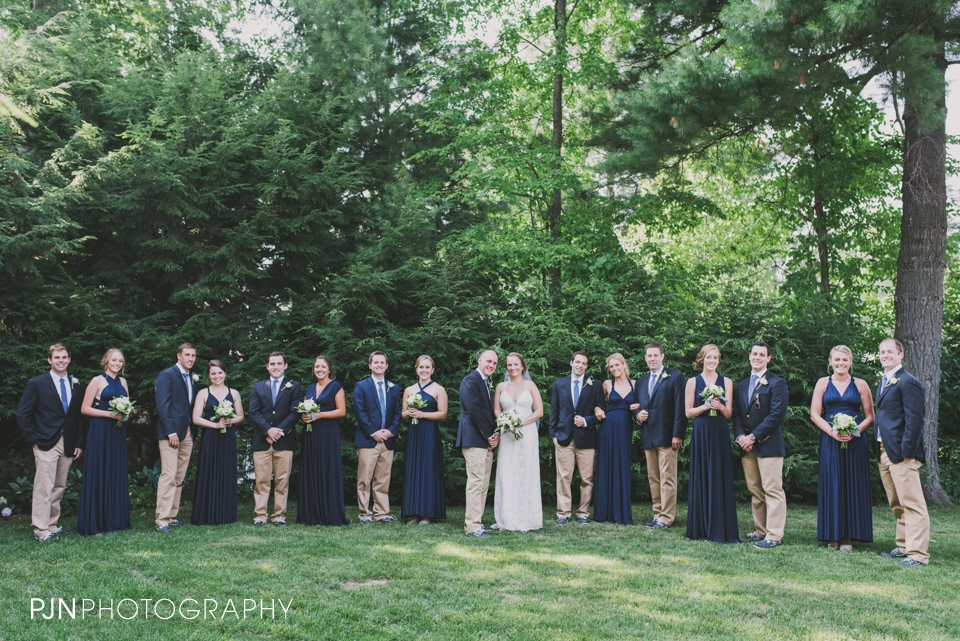 PJN Photography Katie & Matt's Wedding Lake George Assembly Point New York-57