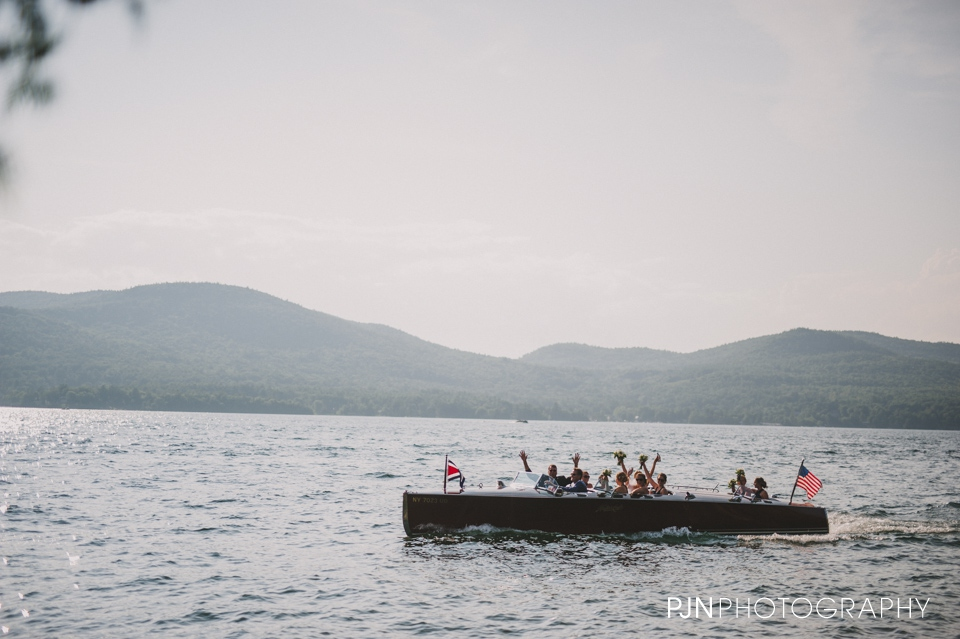 PJN Photography Katie & Matt's Wedding Lake George Assembly Point New York-81