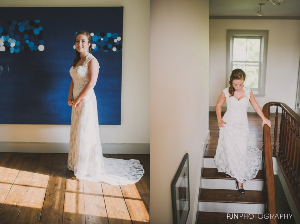 PJN Photography Colleen & Steve's Art OMI Ghent Upstate New York September Wedding-024