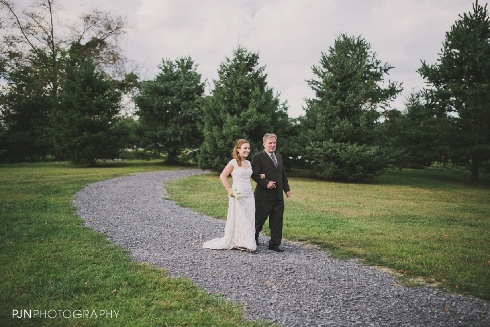 PJN Photography Colleen & Steve's Art OMI Ghent Upstate New York September Wedding-068