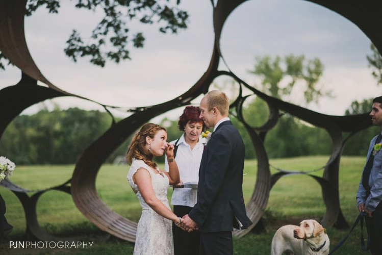Colleen & Steve | Wedding | Art OMI, Ghent, NY