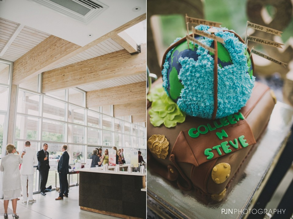 PJN Photography Colleen & Steve's Art OMI Ghent Upstate New York September Wedding-119